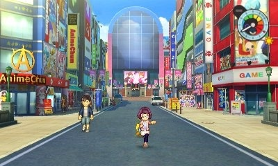 Screenshot for Yo-kai Watch 3 on Nintendo 3DS