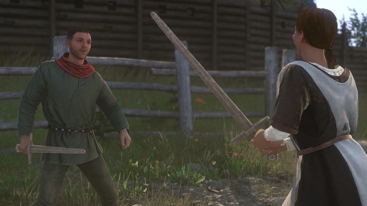 Screenshot for Kingdom Come: Deliverance - A Woman's Lot on PC