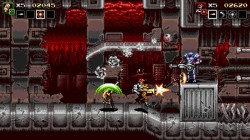 Screenshot for Blazing Chrome - click to enlarge