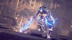 Screenshot for Astral Chain - click to enlarge