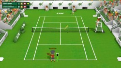 Screenshot for Super Tennis Blast - click to enlarge