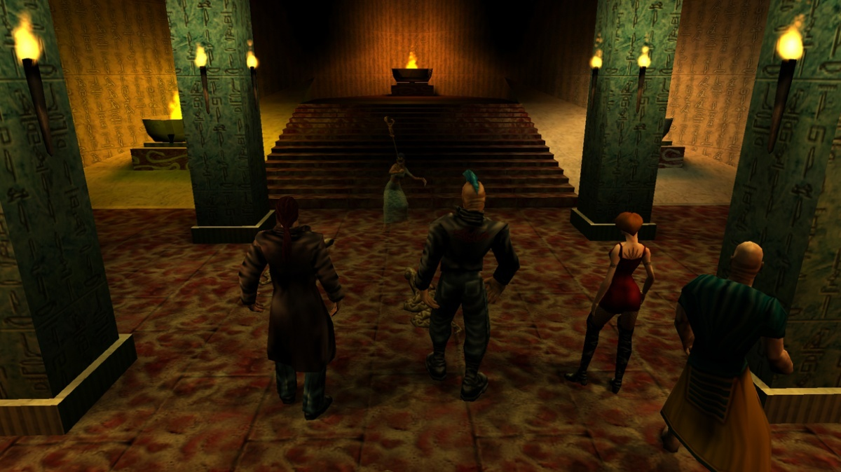 Screenshot for Vampire: The Masquerade - Redemption  on PC