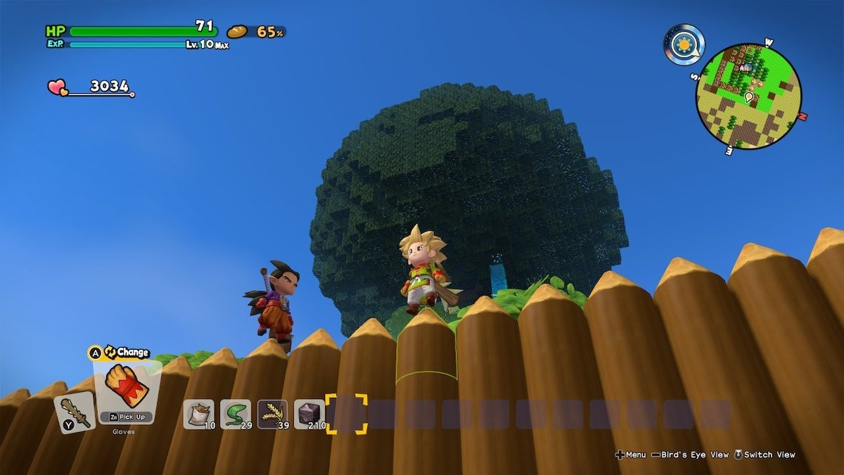 Screenshot for Dragon Quest Builders 2 on Nintendo Switch