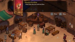 Screenshot for Masquerada: Songs and Shadows - click to enlarge