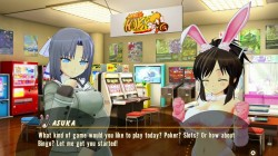 Screenshot for Senran Kagura Peach Ball - click to enlarge