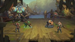 Screenshot for Battle Chasers: Nightwar - click to enlarge