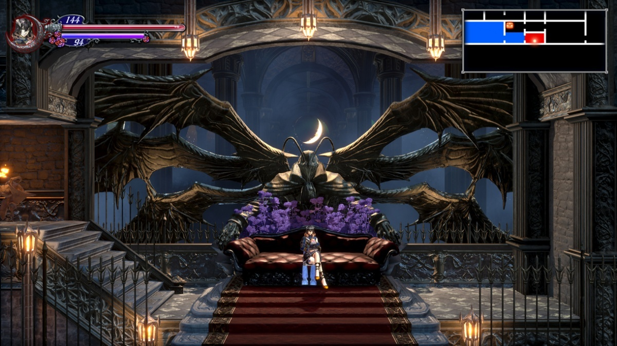 Screenshot for Bloodstained: Ritual of the Night on PC