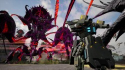 Screenshot for Earth Defence Force: Iron Rain - click to enlarge