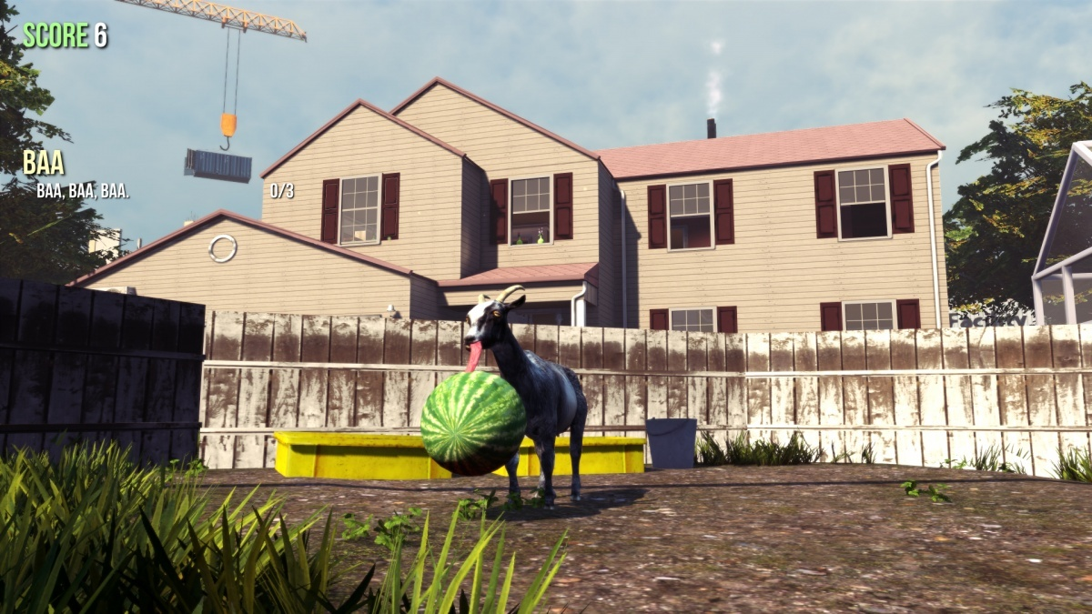Screenshot for Goat Simulator: The Bundle on Xbox One