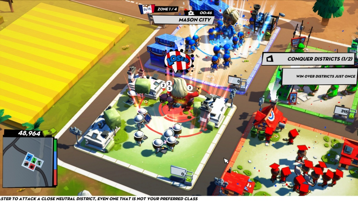 Screenshot for Megalo Polis on PC