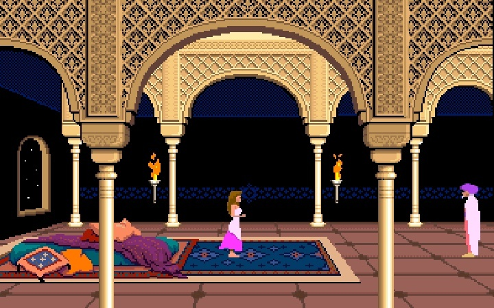 Screenshot for Prince of Persia on PC