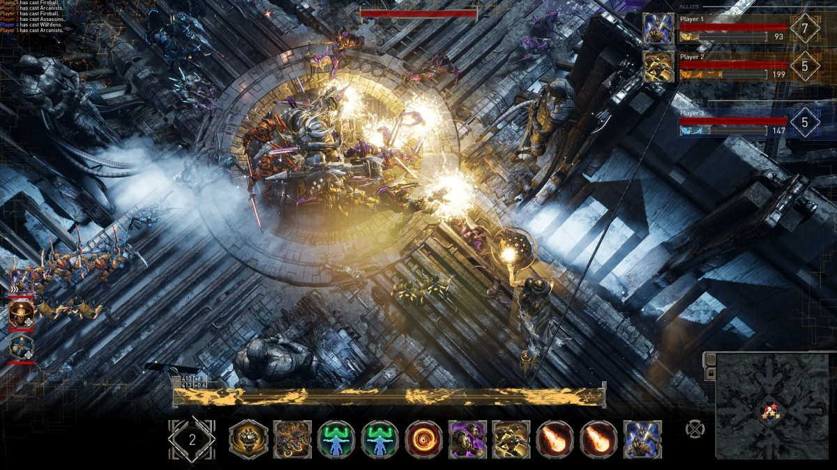 Golem Gates (PlayStation 4) Review - Page 1 - Cubed3