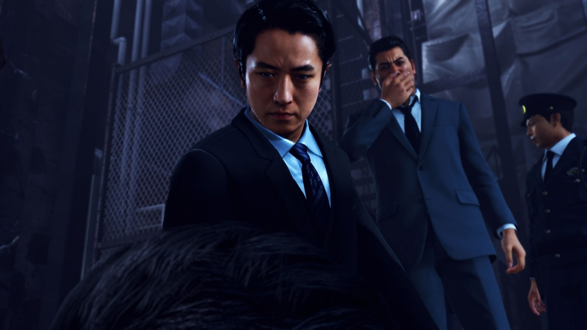 Screenshot for Judgment on PlayStation 4