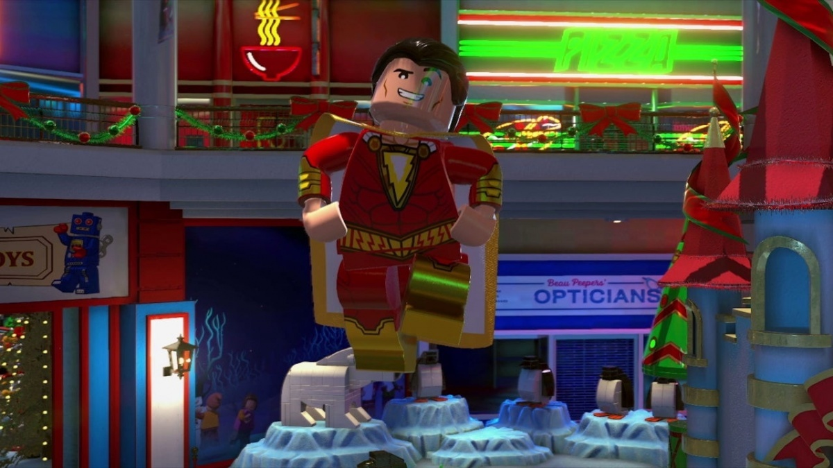 Screenshot for LEGO DC Super-Villains: SHAZAM Movie Pack 1 on Xbox One