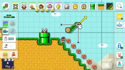 Screenshot for Super Mario Maker 2 - click to enlarge