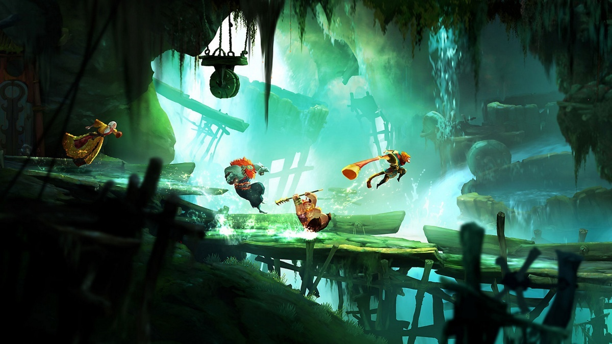 Screenshot for Unruly Heroes on PlayStation 4