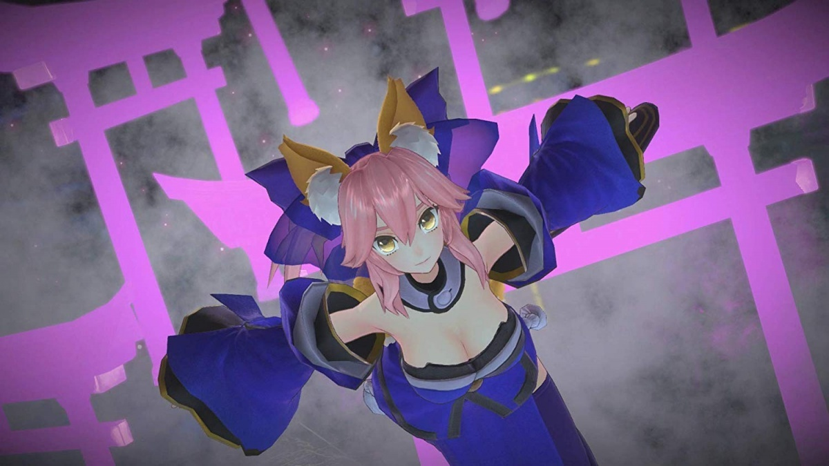 Screenshot for Fate/Extella Link on PlayStation 4