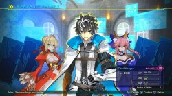 Screenshot for Fate/Extella Link - click to enlarge