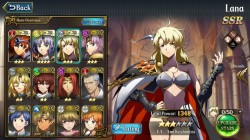 Screenshot for Langrisser Mobile - click to enlarge