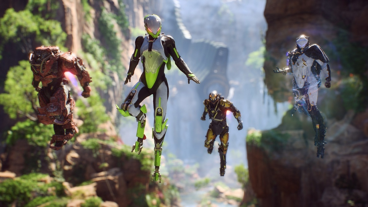 Screenshot for Anthem on PlayStation 4