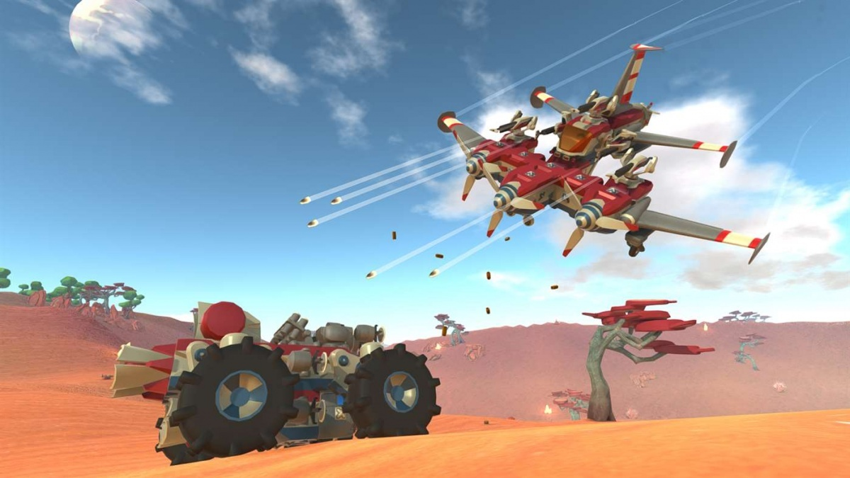 Screenshot for TerraTech  on Xbox One