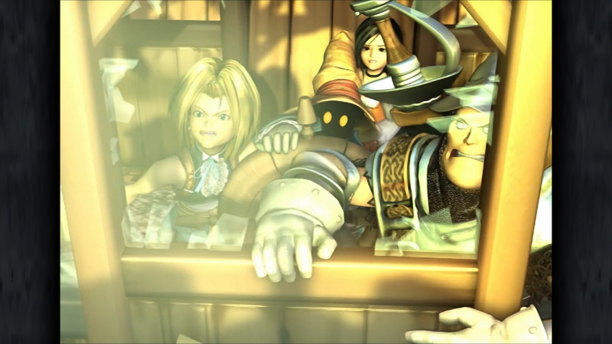 Screenshot for Final Fantasy IX on Nintendo Switch