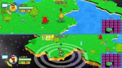 Screenshot for ToeJam & Earl: Back in the Groove! - click to enlarge