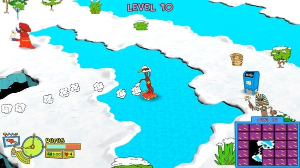 Screenshot for ToeJam & Earl: Back in the Groove! on PC