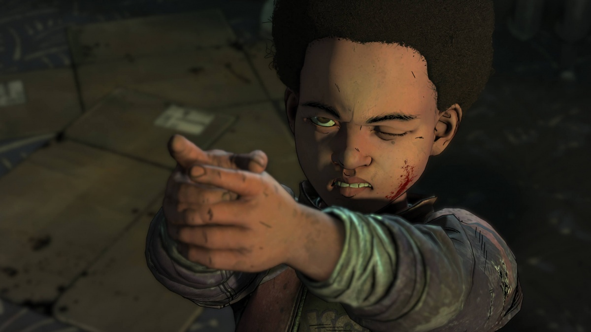 Screenshot for The Walking Dead: The Final Season - Episode 3: Broken Toys on Nintendo Switch