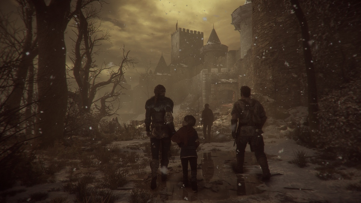 Screenshot for A Plague Tale: Innocence on PC