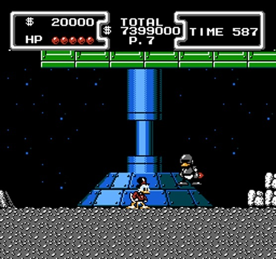 Screenshot for DuckTales on NES