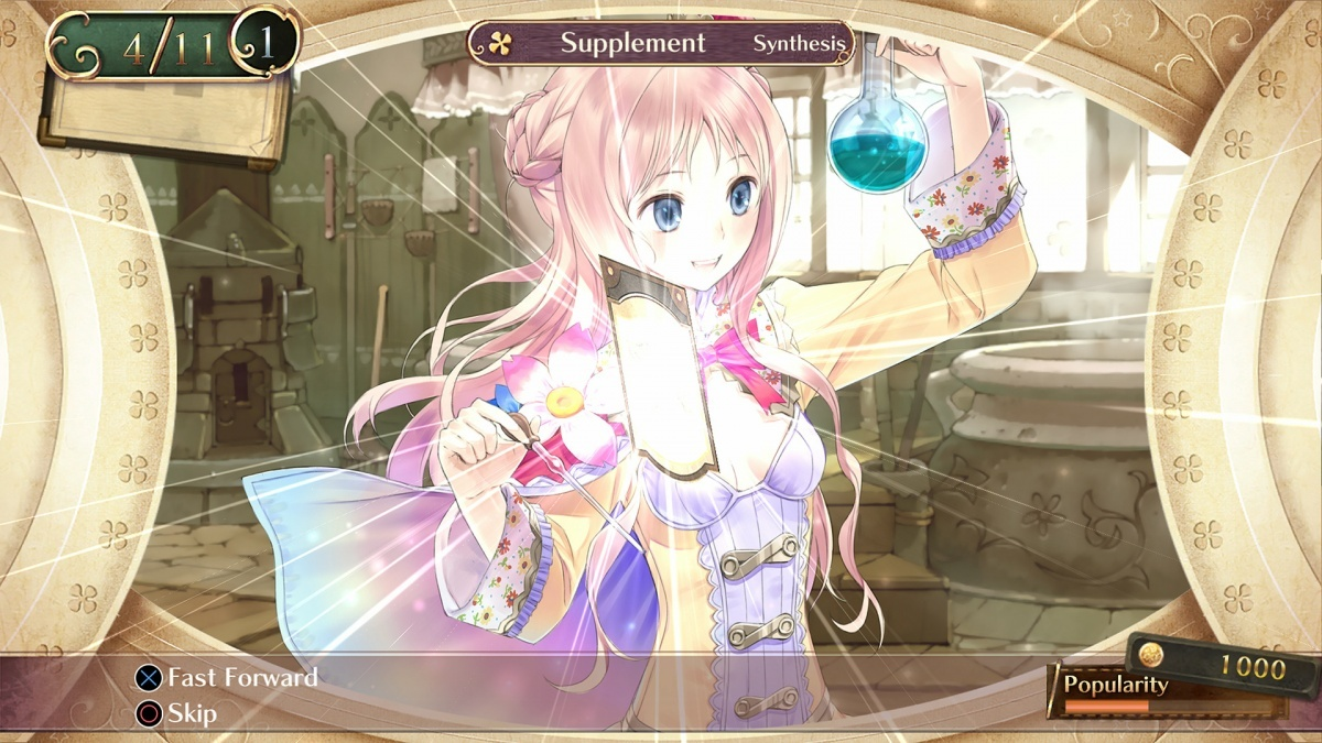 Screenshot for Atelier Arland Series Deluxe Pack on PlayStation 4