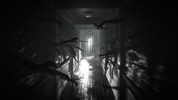 Screenshot for Layers of Fear 2 on PlayStation 4