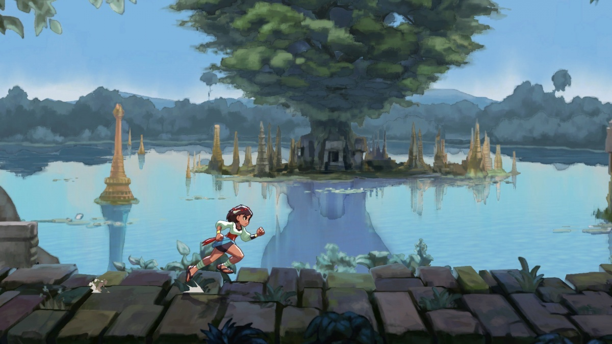 Screenshot for Indivisible on PlayStation 4