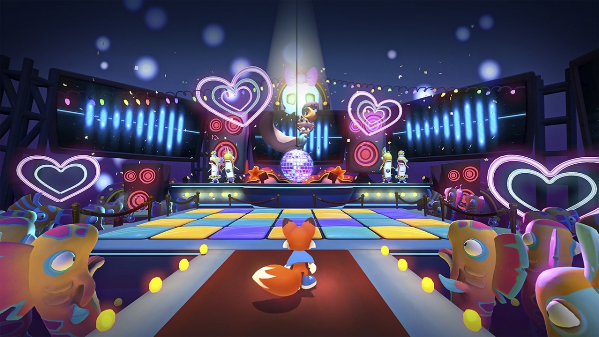 Screenshot for New Super Lucky's Tale on Nintendo Switch