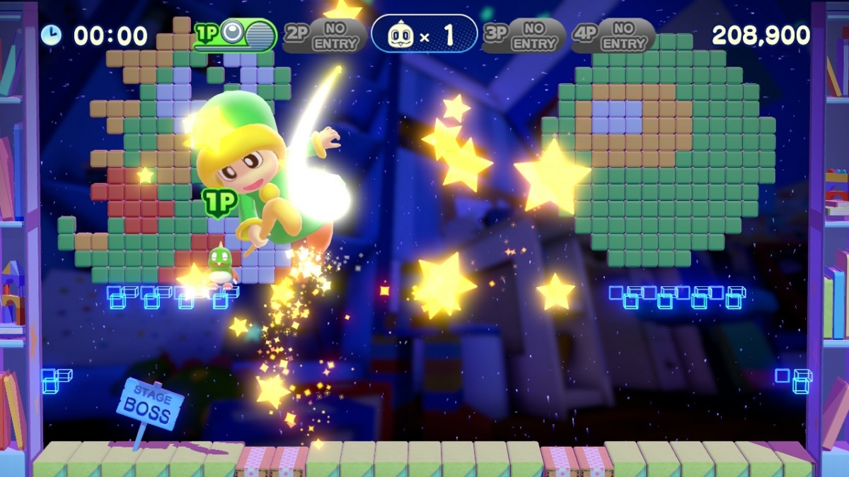 Screenshot for Bubble Bobble 4 Friends on Nintendo Switch