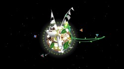 Screenshot for Gravity Ghost: Deluxe Edition - click to enlarge