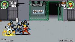 Screenshot for Stay Cool, Kobayashi-san!: A River City Ransom Story - click to enlarge