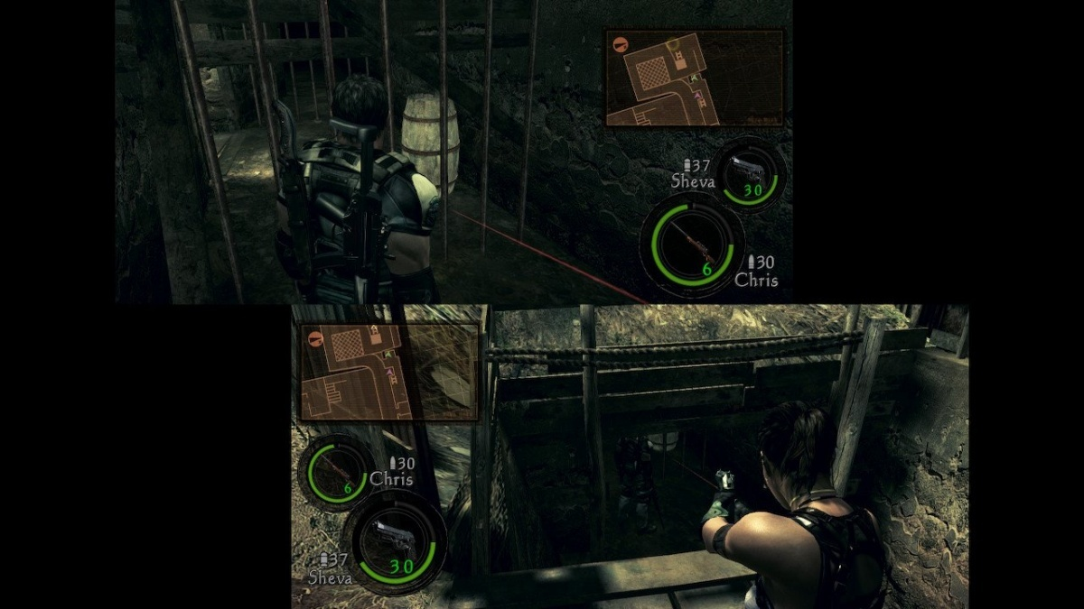 Resident Evil 5 Nintendo Switch Review Page 1 Cubed3