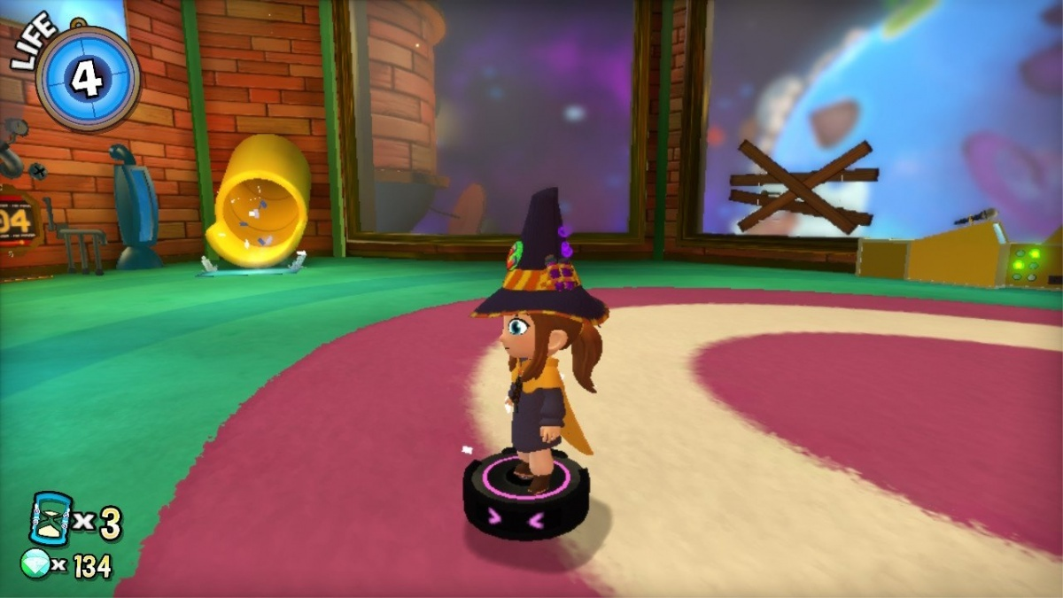 Screenshot for A Hat in Time on Nintendo Switch