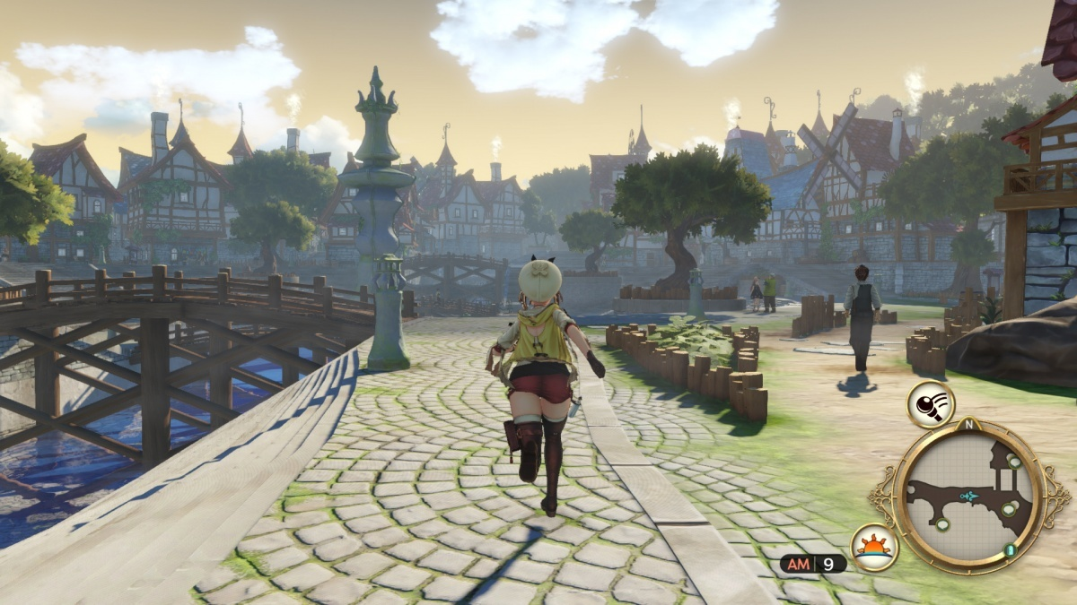 Screenshot for Atelier Ryza: Ever Darkness & the Secret Hideout on PC