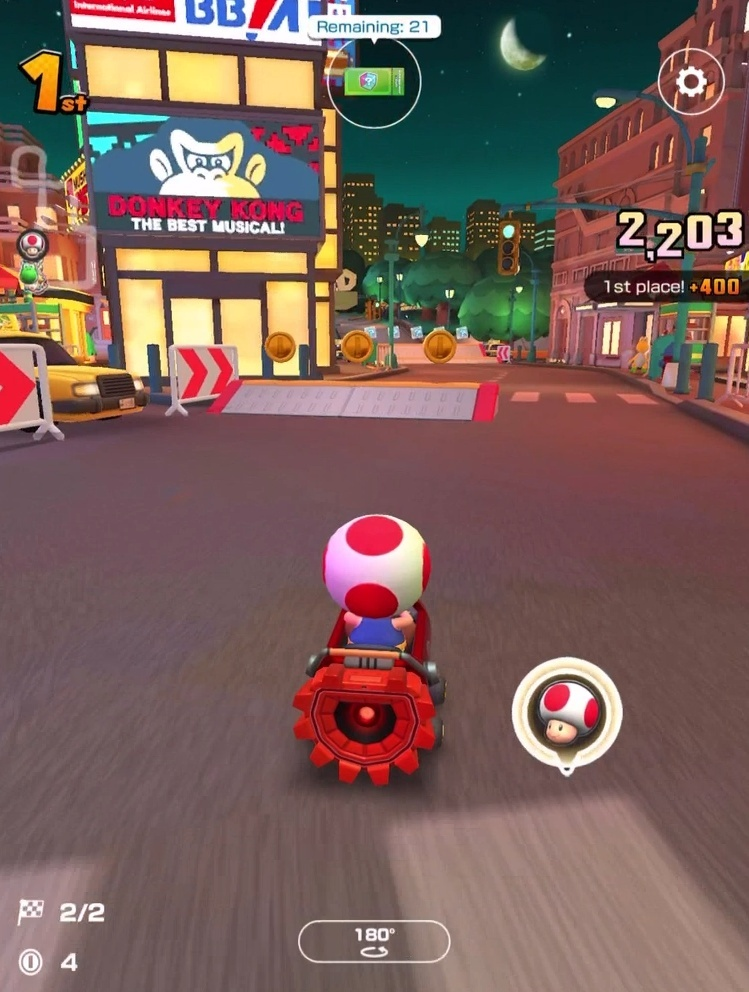 Screenshot for Mario Kart Tour on Android