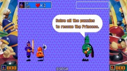 Screenshot for Sega Ages Ichidant-R - click to enlarge