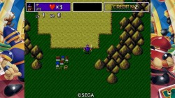 Screenshot for SEGA Ages: Ichidant-R - click to enlarge