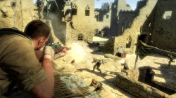 Screenshot for Sniper Elite III: Ultimate Edition - click to enlarge