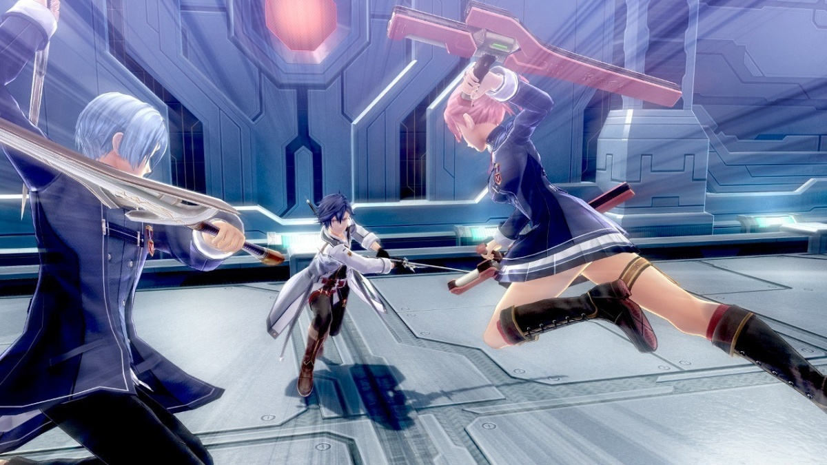 Screenshot for The Legend of Heroes: Trails of Cold Steel III on PlayStation 4