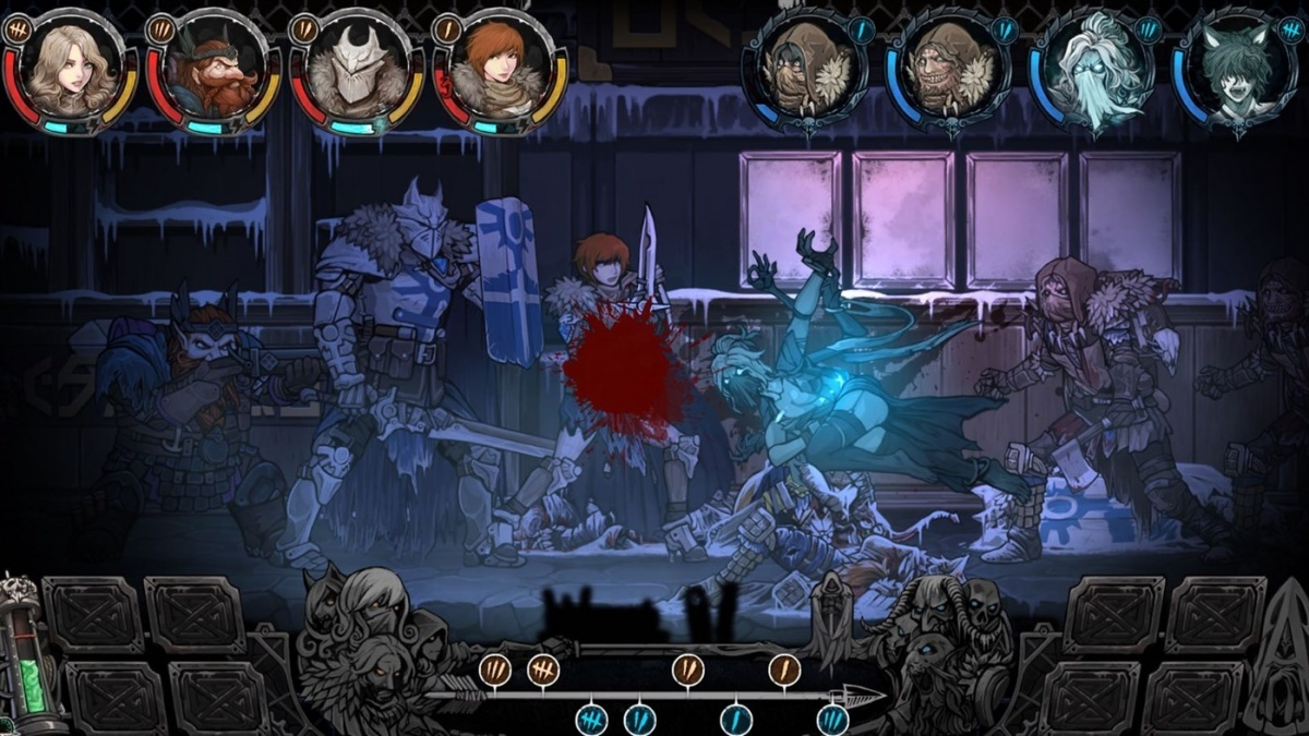 Screenshot for Vambrace: Cold Soul on Xbox One