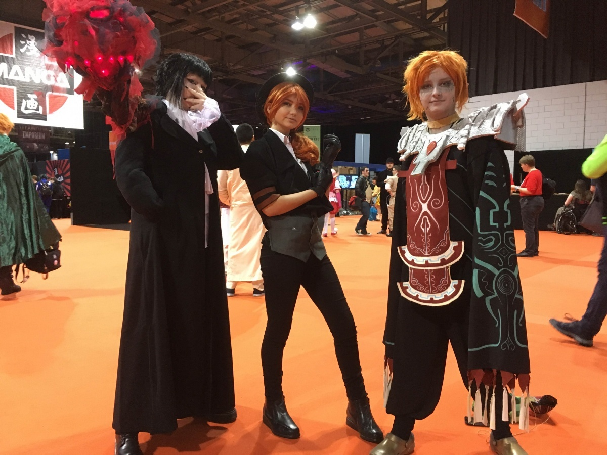 Image for INSiGHT: MCM Scotland - Cosplay and More