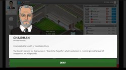 Screenshot for Club Soccer Director PRO 2020 - click to enlarge