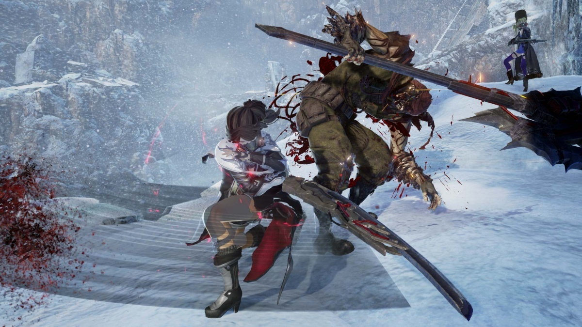 Screenshot for Code Vein on PlayStation 4